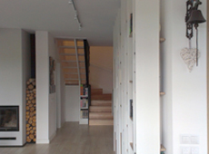 Aranżacja wnętrza domu w Budzyniu